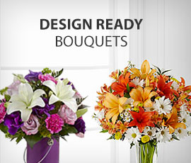 Design Ready Bouquets